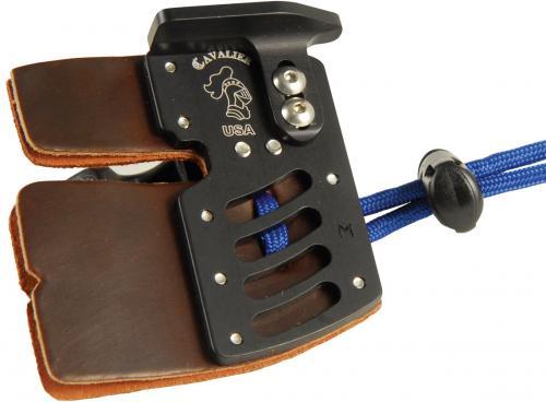 AAE Cavalier Elite Shelf Tab in Super Leather
