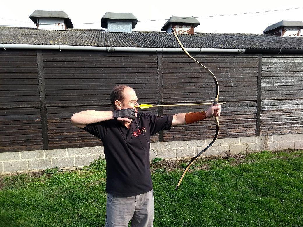 Chinese Traditional Hunting Bow