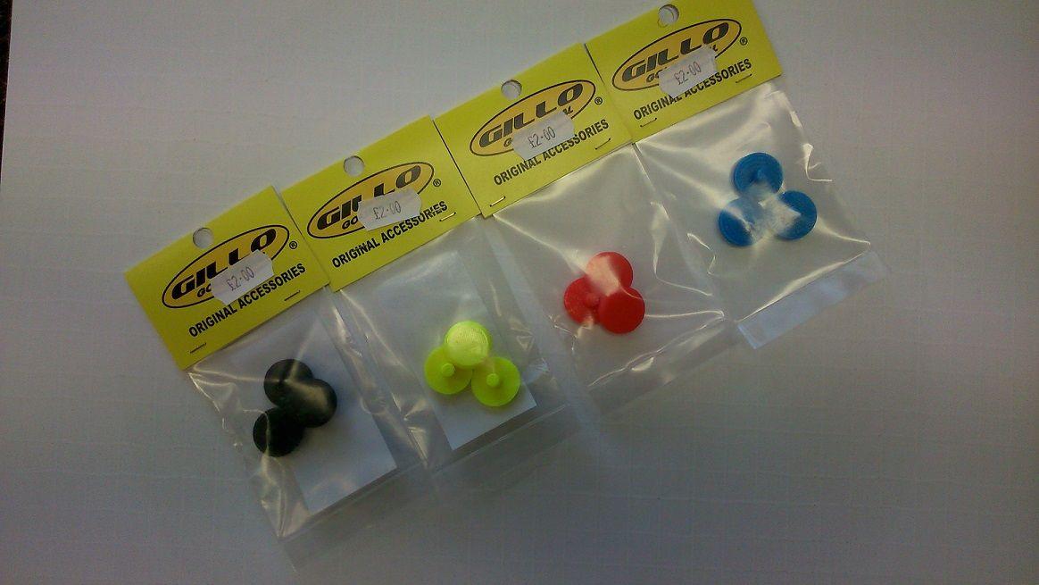Gillo G6 Stabiliser end plastic caps