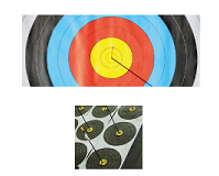 Perris Archery CARBON ARROW SELECTION BY TRIAL